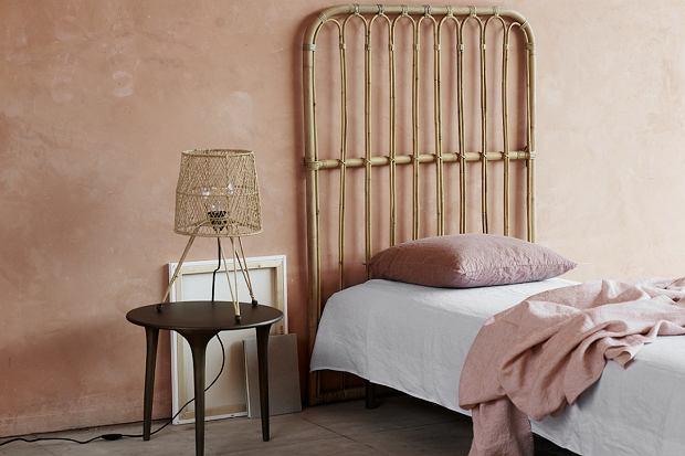 Zagłówek do łóżka - dekoracja sypialni, która świetnie podkręca jej styl