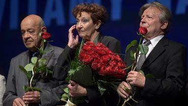 Antoni Krauze, Ewa Dałkowska, Lech Łotocki