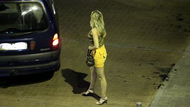 Prostytucja - zdjęcie ilustracyjne