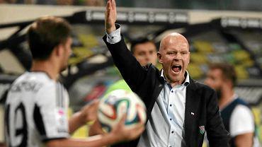 Trener Henrik Berg ma wystawić najsilniejszy skład