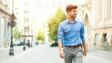 smart casual, styl półformalny
