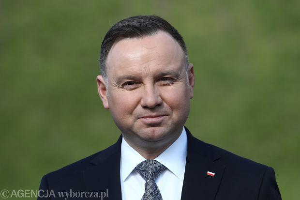 IPrezydent RP Andrzej Duda na Wawelu w 10. rocznice katastrofy w Smolensku