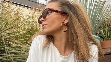 Julia Wieniawa urządziła na tarasie prywatne Bali