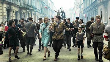 Kadr z filmu 'Miasto 44'
