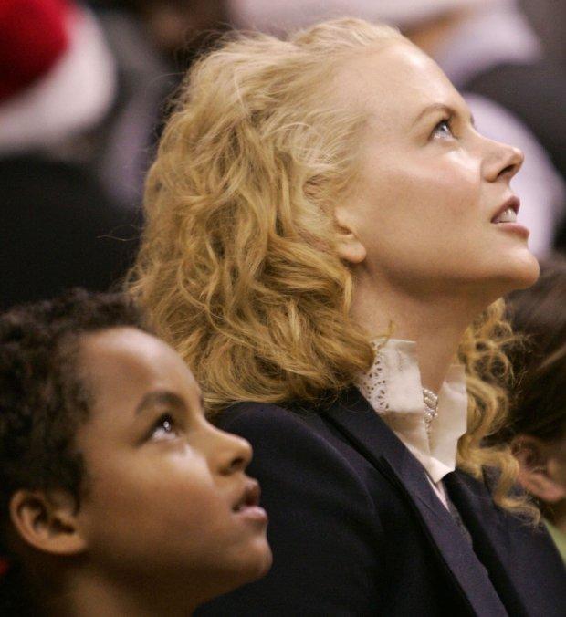 Nicole Kidman i Connor Cruise