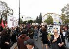 """""""Czarny poniedziałek"""" w Warszawie. Gdzie będą protesty? [MAPA]"""