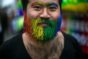Stary gruby homoseksualista seks