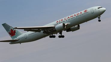 AirCanada wśród przewoźników zawieszających loty do Izraela