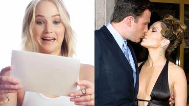 Jennifer Lawrence, Ben Affleck, Jennifer Lopez