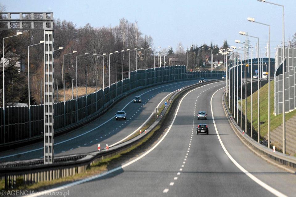 Planowana droga ekspresowa połączy się ze wschodnią obwodnicą Bielska-Białej