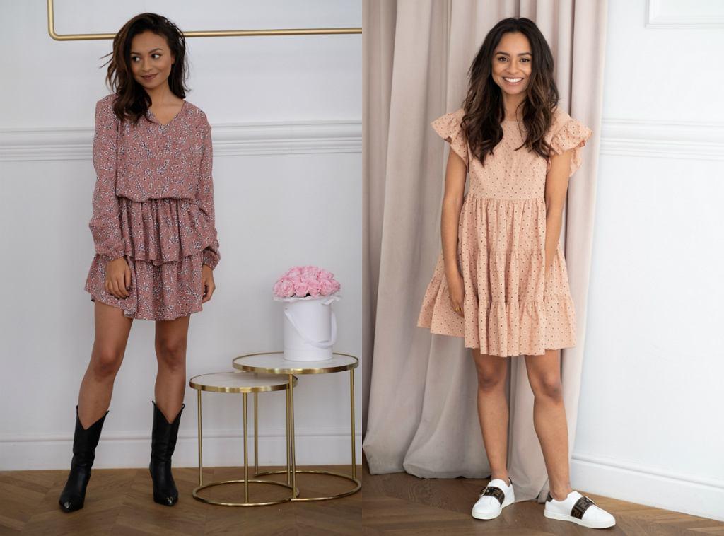 Dziewczęce sukienki Laurella