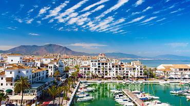 Hiszpania wakacje - port Duquesa na Costa del Sol/fot. shutterstock