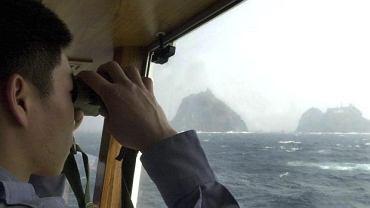 Rosyjskie samoloty naruszyły przestrzeń powietrzną Korei Południowej. Samolot przeleciał nad wyspami Dokdo