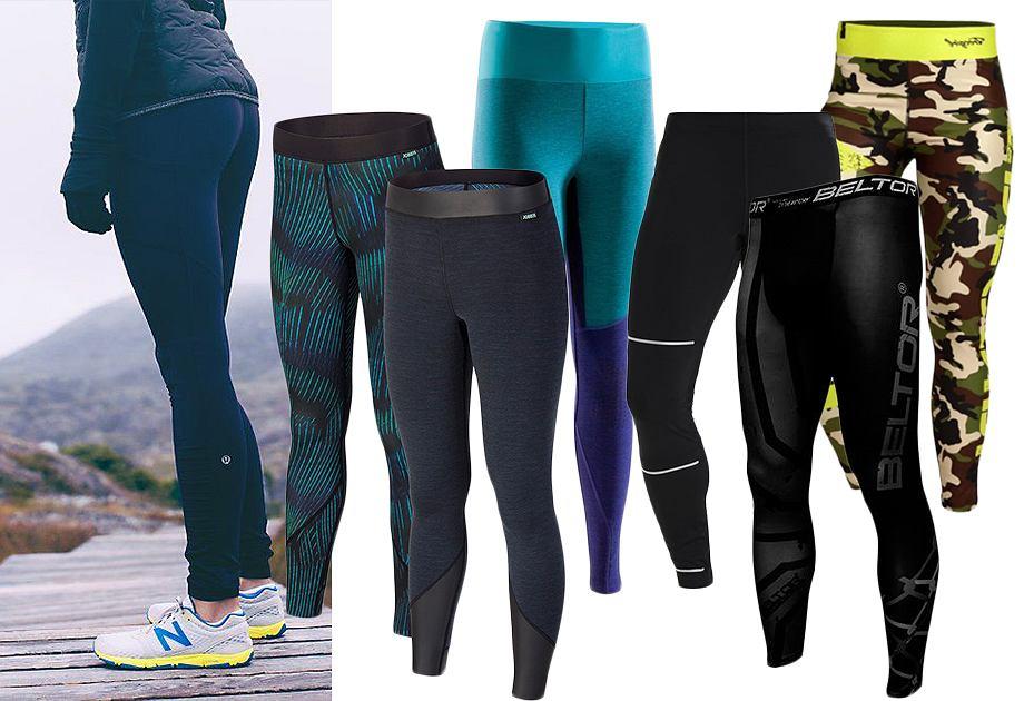 784574db2ef4dd Odzież do biegania zimą. Ranking niezbędnych elementów garderoby dla ...
