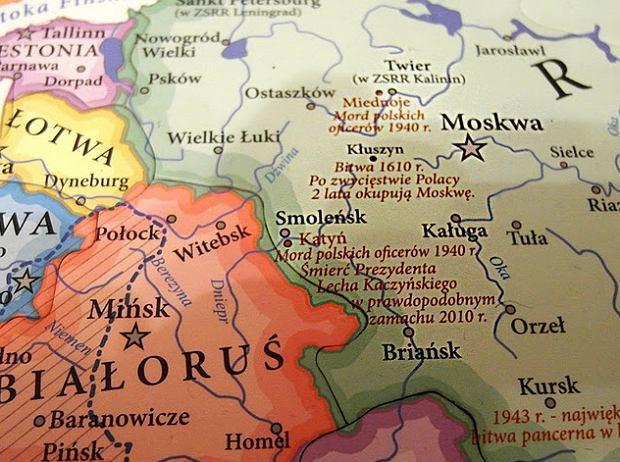 Katyn Mapa Aktualne Wydarzenia Z Kraju I Zagranicy Wyborcza Pl