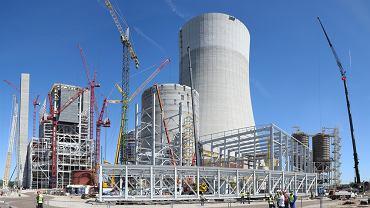 Budowa nowego bloku węglowego Elektrowni Jaworzno