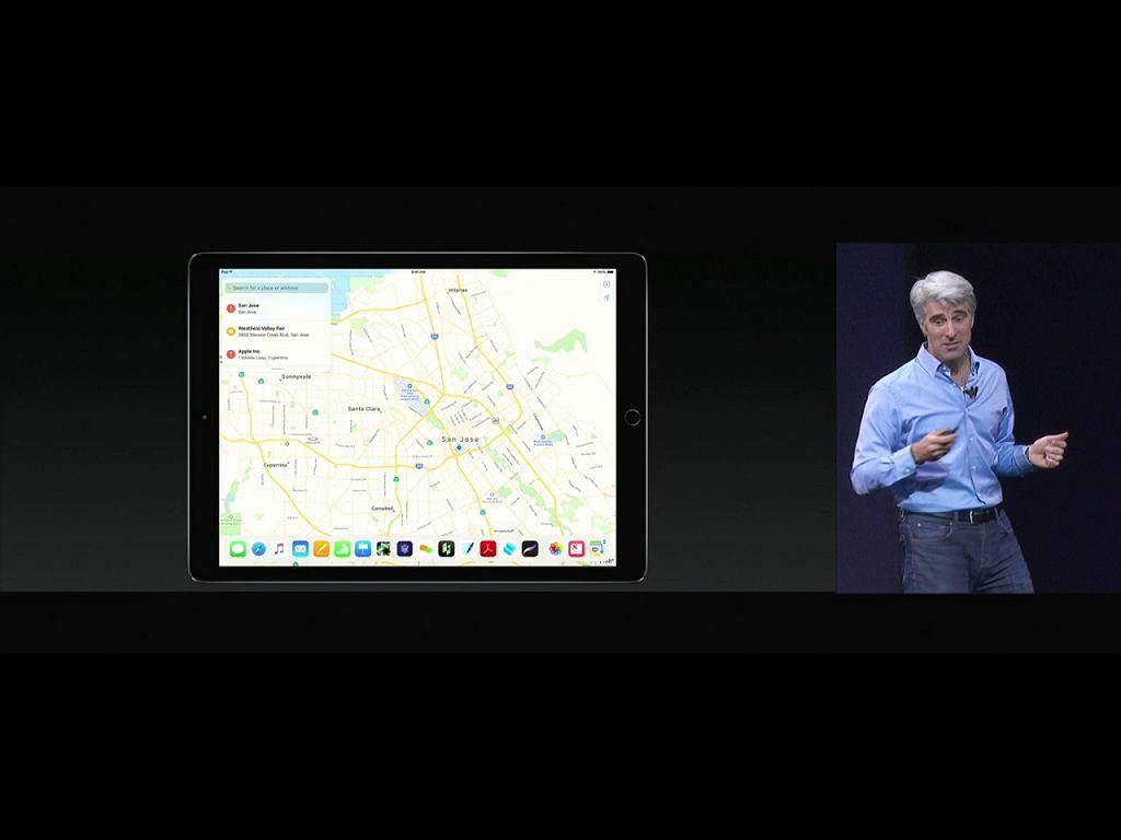 iPad Pro dock