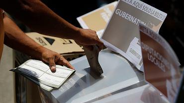 Wybory w Meksyku.