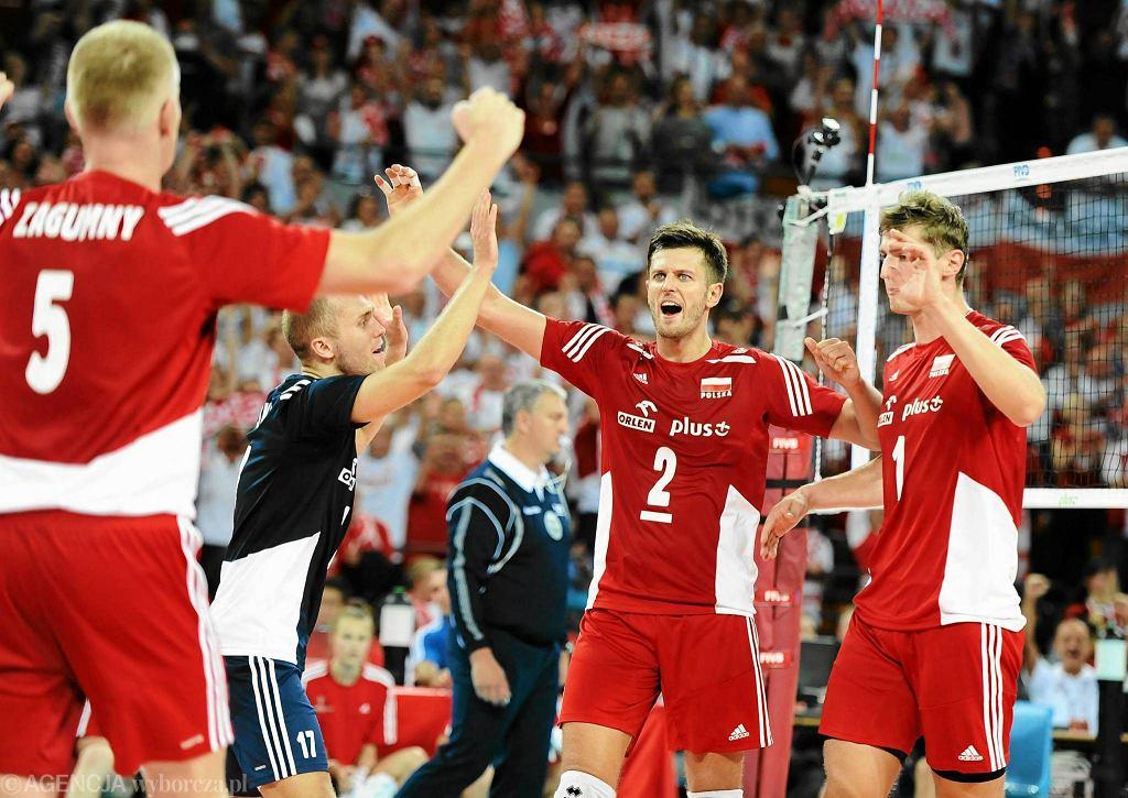 Siatkarskie MŚ: Polska - Australia 3:0