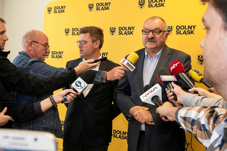 Zarząd Dolnego Śląska podjął uchwałę o odwołaniu Cezarego Morawskiego z funkcji dyrektora Teatru Polskiego we Wrocławiu