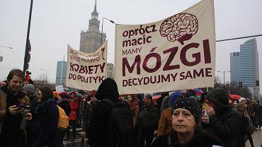 """Manifestacja """"Aborcja w obronie życia"""""""