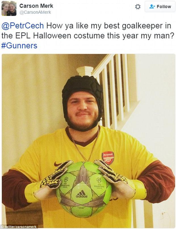 Zdjęcie numer 11 w galerii - Gwiazdy sportu świętują Halloween! Niezwykłe kostiumy [ZDJĘCIA]