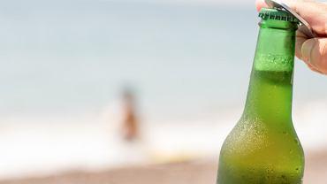 Czy na plaży można pić alkohol?