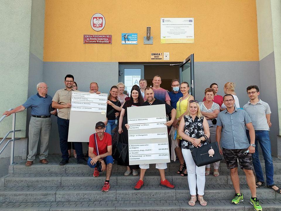Budżet Obywatelski 2022. Mieszkańcy Zakanala wskazali swoje propozycje i chcą założyć stowarzyszenie