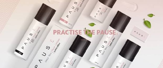 PAUSE: Nowa linia marki Barwa