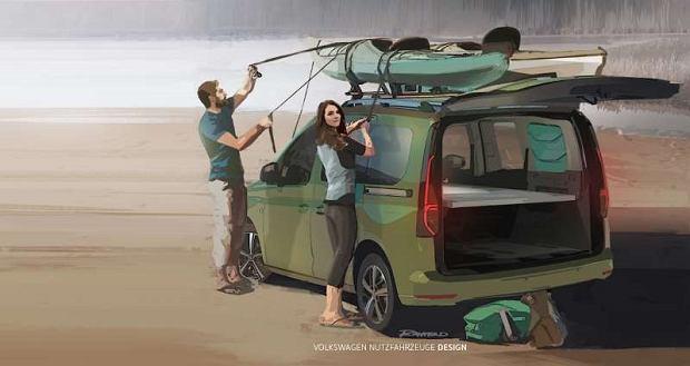 Volkswagen Caddy Beach