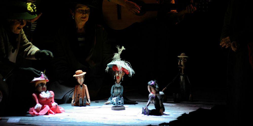 'Mewa' Hrodzieński Abłasny Teatr Lalek (Białoruś)