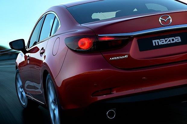 Nowa Mazda 6