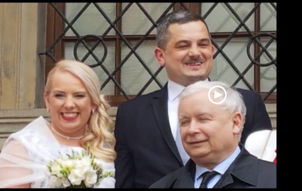 Ślub Sobolewskich