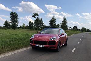 "Opinie Moto.pl: Porsche Cayenne GTS Coupe. Zdejmuję czapkę z napisem ""RESPECT"""