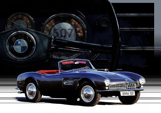 W październiku 2007 roku  Bernie Ecclestone nabył na aukcji model 507 za kwotę 904 tysięcy dolarów