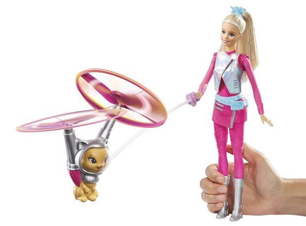 Barbie i latający kotek