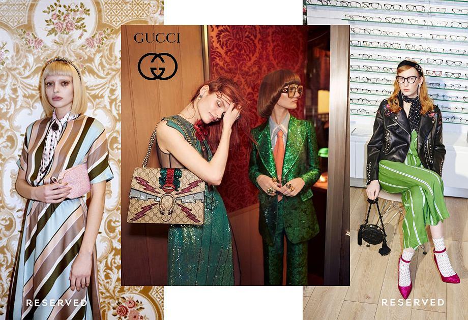 Kampania Gucci SS16 / Kampania Reserved 'More is More'