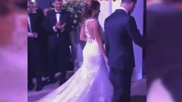Ślub Messiego