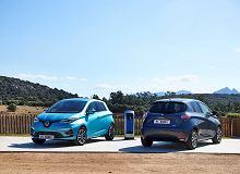 Miejskie samochody elektryczne - porównujemy Renault Zoe i Skodę Citigo e iV