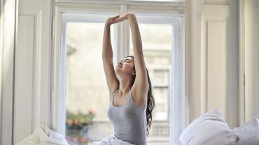 Zdrowy sen jest tak samo ważny jak aktywność fizyczna
