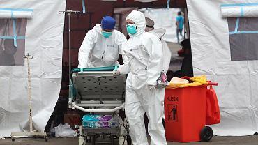 Pandemia koronawirusa / zdjęcie ilustracyjne
