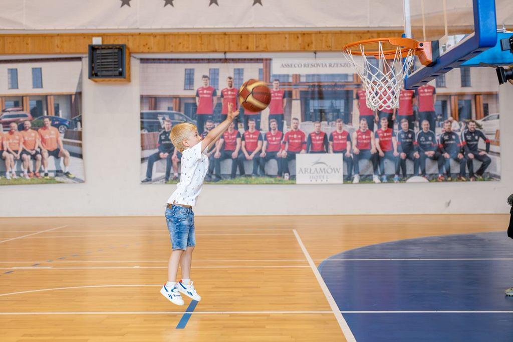Hotel Arłamów obiekty sportowe