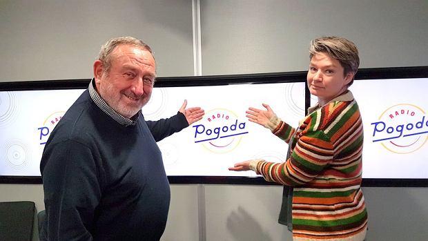 Tadeusz Drozda był gościem Radia Pogoda!