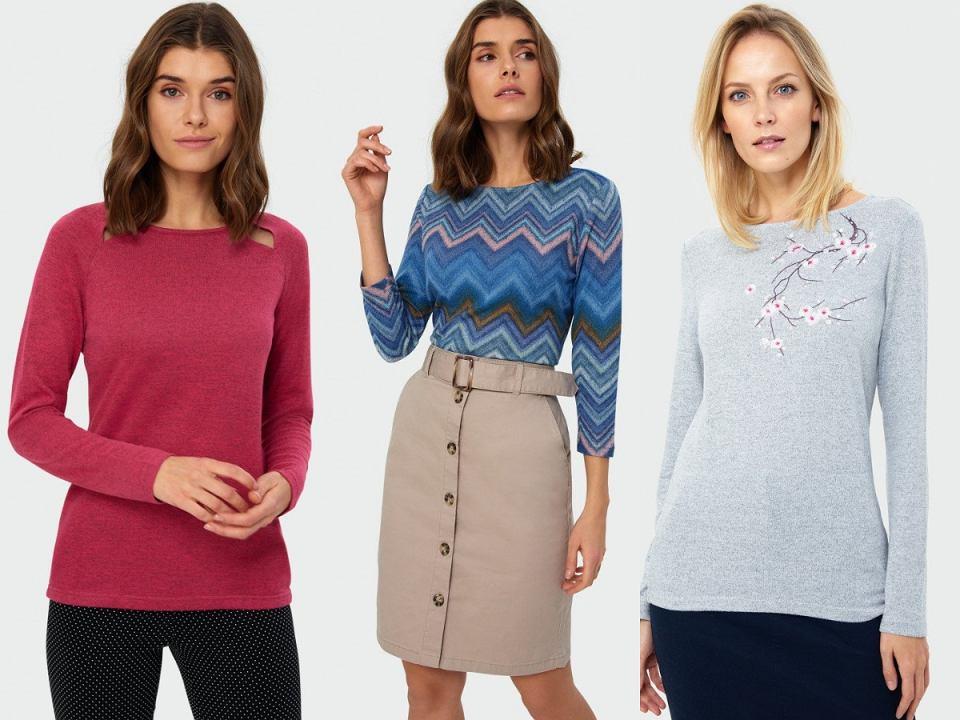 Greenpoint swetry z wyprzedaży