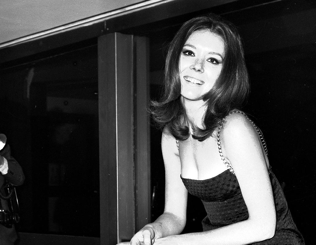 Diana Rigg w 1967 roku