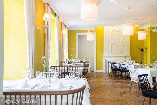 Zdjęcie numer 5 w galerii - Menu Białego Królika opiera się na potrawach znanych z dzieciństwa. Zaskakuje forma i połączenia smakowe