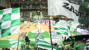 Stelmet - Rosa półfinał play-off