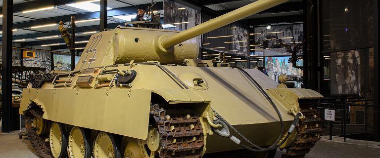 Niemcy. Emeryt ukrywał czołg w piwnicy. Grozi mu pół miliona euro kary