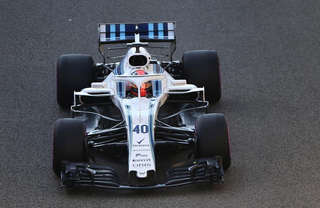 Zdjęcie numer 2 w galerii - F1. Robert Kubica odpowiedział swoim krytykom