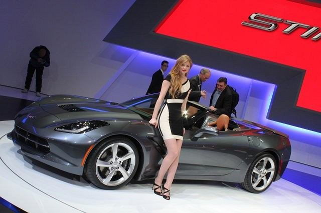 Chevrolet Corvette Stingray Convertbile